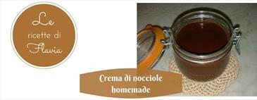 Crema di nocciole homemade
