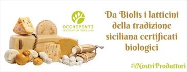 Da Biolis i latticini biologici della tradizione siciliana