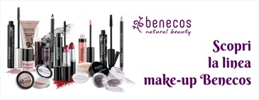 Scopri la linea make-up Benecos