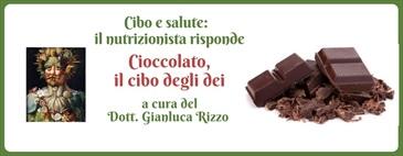 Cibo e salute: il nutrizionista risponde | Il cioccolato