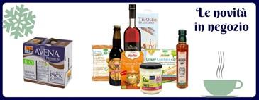Gennaio 2018, i nuovi prodotti in assortimento da Biolis