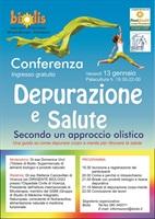 Conferenza Depurazione e Salute - 13 gennaio 2013