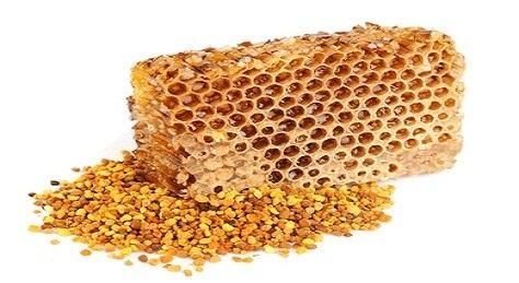 Polline d'api, una suggestiva immagine con un'arnia - Da Biolis - negozio biologico di Messina trovi il polline d'api