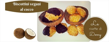 Biscottini vegani al cocco