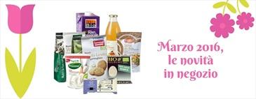 Le novità di marzo: sfuso, tanto vegan e…