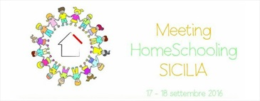 17-18/09/2016  2° Meeting Homeschooling Sicilia