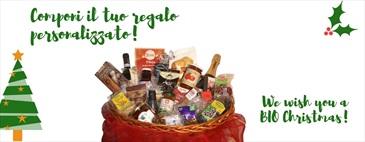 A Natale componi il tuo regalo bio, scegli Biolis!