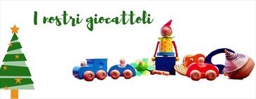 Il Natale da Biolis per i più piccoli: i nostri giocattoli