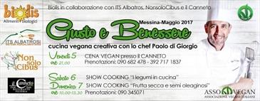 A maggio cena e showcooking con lo chef Paolo di Giorgio!