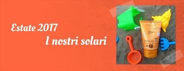 Protezione Estate: I solari naturali da Biolis