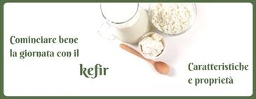 Cominciare bene la giornata con il kefir