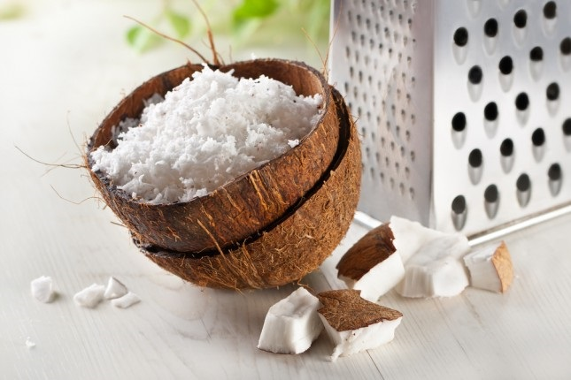 Il cocco rapè o cocco a scaglie, è un ottimo alimento?