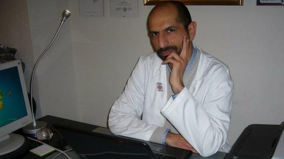 Foto del dottor Gianluca Rizzo, che cura la rubrica mensile