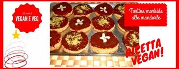 Ricette di Natale: tortine morbide alle mandorle