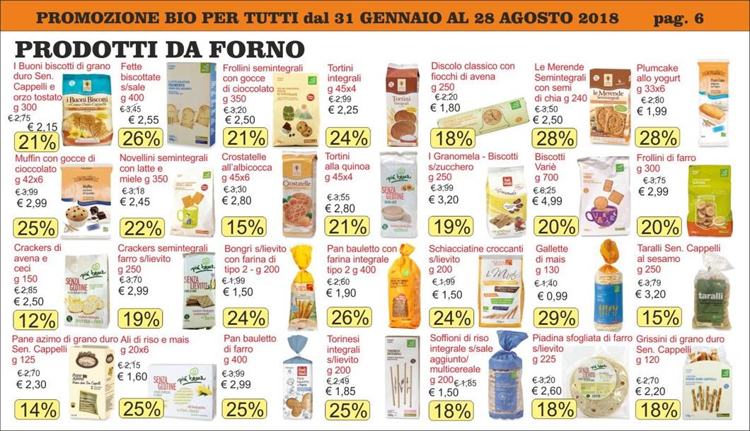 Volantino offerte Bio per Tutti da Biolis negozio biologico di Messina - Pagina 6