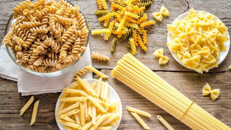 Meglio la pasta bianca o la pasta integrale?